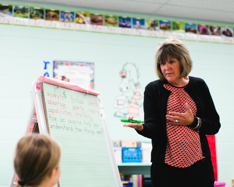 Teacher's Innovation Improves Achievement