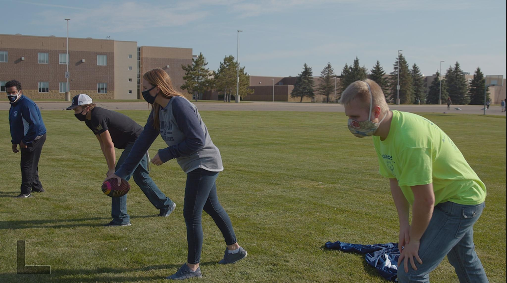 Phy Ed Teacher's Unified Program Creates Ripple Effect